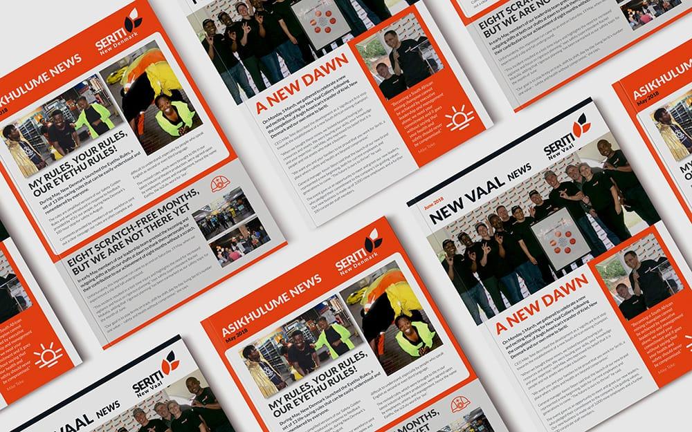 Seriti Magazines