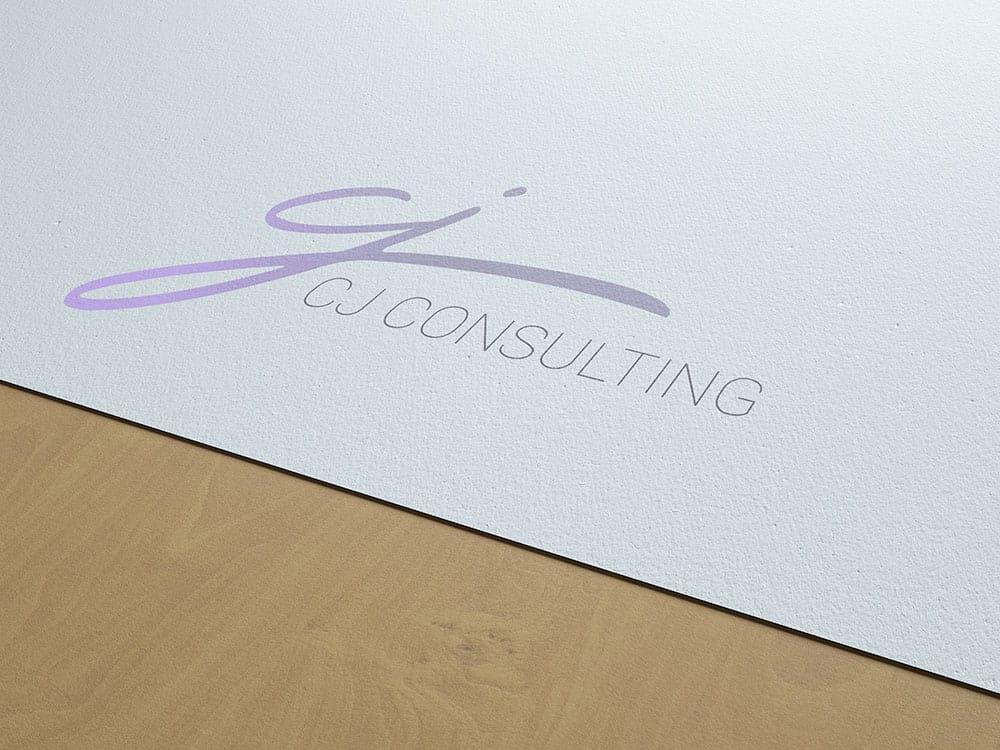 CJ Consulting Logo